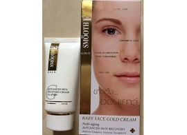 Smooth E Baby face Gold Cream 12г