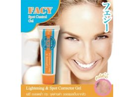 Facy Lightening and Spot Control Gel 10г