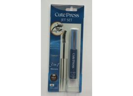 Cute Press Jet Set 3in1 Mascara