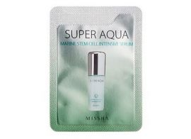 Missha Super Aqua Marine Stem Cell Intensive Serum 1мл