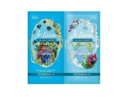 Kose Cosmeport Je l 'aime Amino Shampoo & Treatment Moist & smooth set 20мл