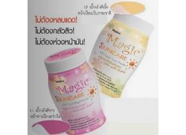 Mistine Magic Suncare Uv Oil Control Face Bright Powder 30г
