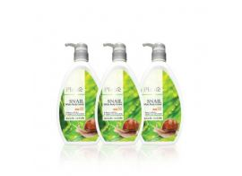 Plante Snail White Body Lotion SPF50 850мл