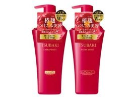 SHISEIDO TSUBAKI Extra Moist Hair Conditioner 500мл