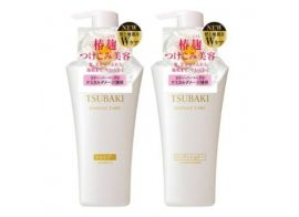 SHISEIDO TSUBAKI Damage Care Hair Conditioner 500мл