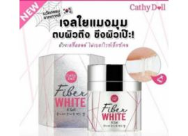 Cathy Doll Fiber White X Gel 50г