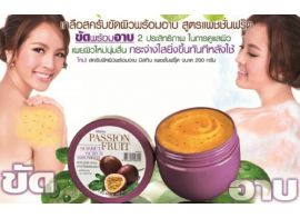 Mistine Passion Fruit Sorbet Scrub Shower 200г
