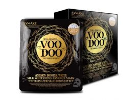 VOODOO Amezon Booster Syn-Ake Silk Whitening Essence Mask