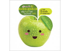 Smooto Apple Q10 Baby White Cream 10г