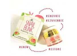 Snail Blink Brightening Cream 15г