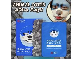 Animal Otter Aqua Mask Packs