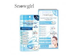 Snowgirl Squalane Serum Mask Sheet