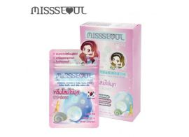 Missseoul Ginseng & Pearl Facial Cream 15г