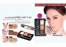 Mistine Face V Shape Hilight Conceal Contour Set