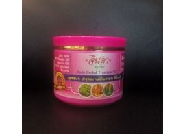 Jinda Herbal Treatment Oil Pink 400мл