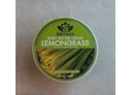 Lemongrass Body Butter Cream 250мл