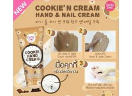 Cathy Doll Cookie'n Cream Hand & Nail 30г