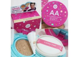 Cathy Doll AA Matte Powder Cushion Oil Control SPF50 PA+++ 6г