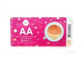 Cathy Doll AA Matte Powder Cushion Oil Control SPF50 PA+++ 1г