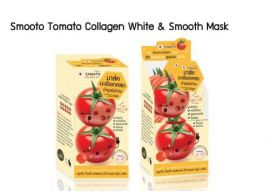 Smooto Tomato Collagen White & Smooth Mask 10мл