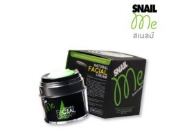 Snail Me Natural Facial Cream 50г