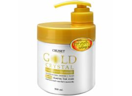 Cruset Gold Crystal Hair Repair Treatment 500мл