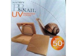 Natriv BB Aloe Snail Powder SPF50+ 9г