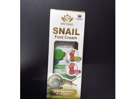 Sritana Snail Foot Cream 120мл