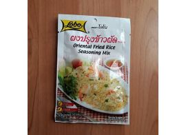Lobo Oriental Fried Rice Seasoning Mix 25г