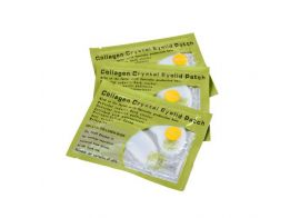 Collagen Crystal Milk Eyelid Patch 10шт
