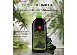 Cathy Doll Bamboo Charcoal Anti Acne+Oil Control Body Bath Gel 500мл