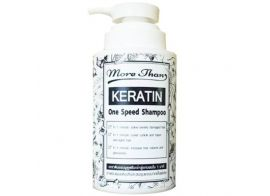 MoreThan Keratin One Speed Treatment Shampoo 300мл