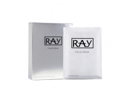 Ray Facial Mask Silver 1шт