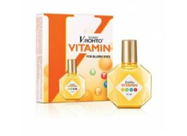 V.Rohto Vitamin for blurry eyes 13мл