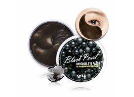 Bania Black Pearl Hydrogel Eye Patch 60шт
