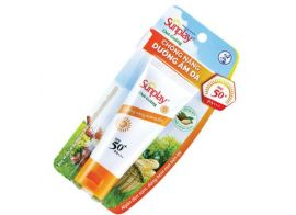 Rohto Mentholatum Sunplay Out Going Protect SPF50+ PA+++ 30г