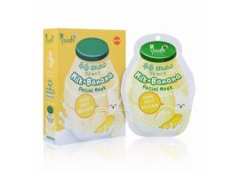 Mood`s Milk+Banana Dark Spot Release Facial Mask