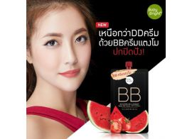 Baby Bright BB Watermelon & Tomato Matte BB Cream SPF45 PA++ 7г