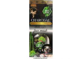 Thai Kinaree Charcoal Mangosteen & Centella Peel-off Face Mask 120г