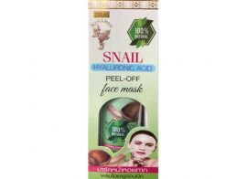 Thai Kinaree Snail Hyaluronic Acid Peel-off Face Mask 120г