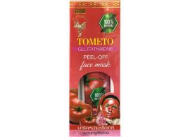 Thai Kinaree Tomato Glutathion Peel-off Face Mask 120г