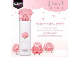 Fresh Drop Rose Mineral Spray 50мл