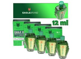 Eagle Brand Medicated Oil 12мл