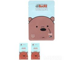 Miniso We Bare Bears Clear Soothing Eyes Mask