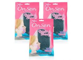 Onsen Soft Konjac Sponge For Face & Body