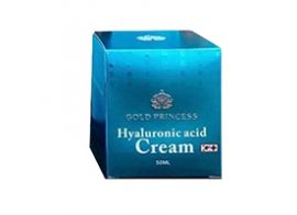 Gold Princess Hyaluronic Acid Cream 50мл