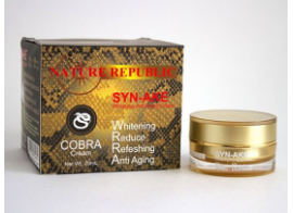 Nature Republic Cobra Cream  20 мл