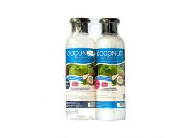 Coconut Shampoo&Conditioner 360ml+360ml