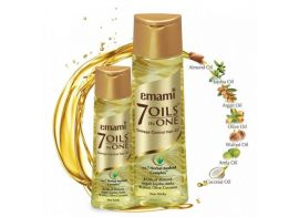 Emami 7 Oils in One Damage Control Hair Oil 50мл