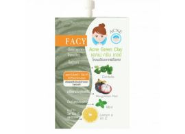 Facy Acne Green Clay 10г